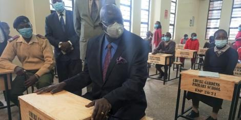 Prepare for reopening, Magoha tells heads of schools ...